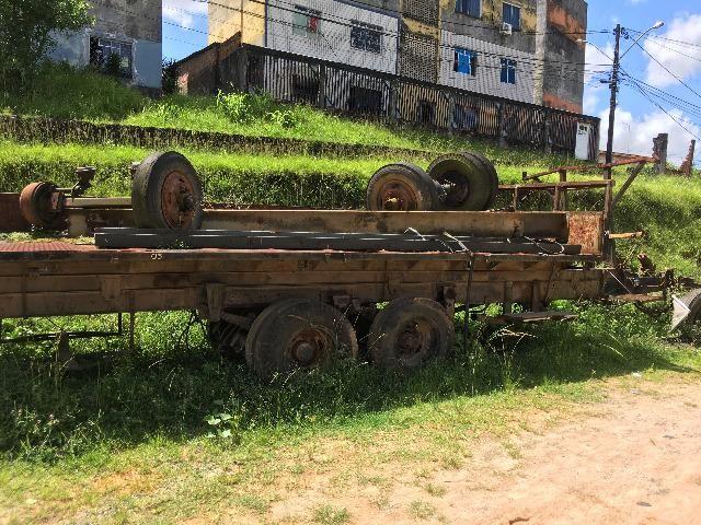 Carroceria e chassis de caminhão - Foto 6