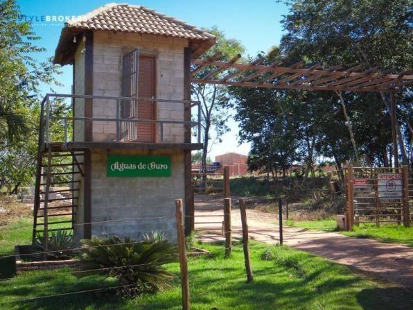 Terreno no Condomínio Àguas do Ouro  à venda, 360 m² por R$ 36.400 - Distrito do Coxipó do - Foto 7