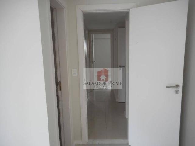 Apartamento residencial à venda, Caminho das Árvores, Salvador. - Foto 10