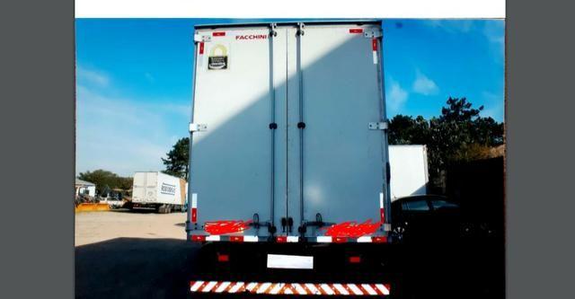 Baú pra carga seca, específico para transporte de eletrônicos - Foto 2