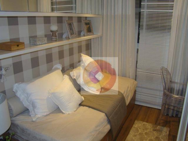 Apartamento com 2 dormitórios à venda, 51 m² por R$ 240.000,00 - Neoville - Curitiba/PR - Foto 17