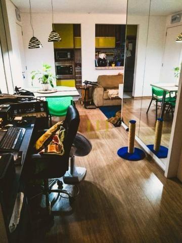 Apartamento com 2 dormitórios à venda, 65 m² por R$ 340.000 - Parque Industrial - São José - Foto 5
