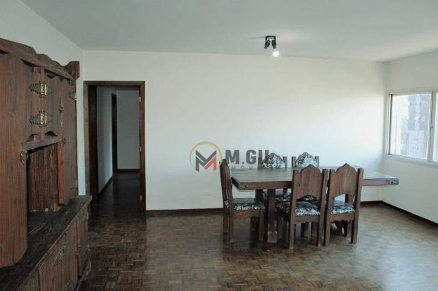 Apartamento amplo, andar alto, com 03 dormitórios, à venda, Alto da Glória - Curitiba. - Foto 7