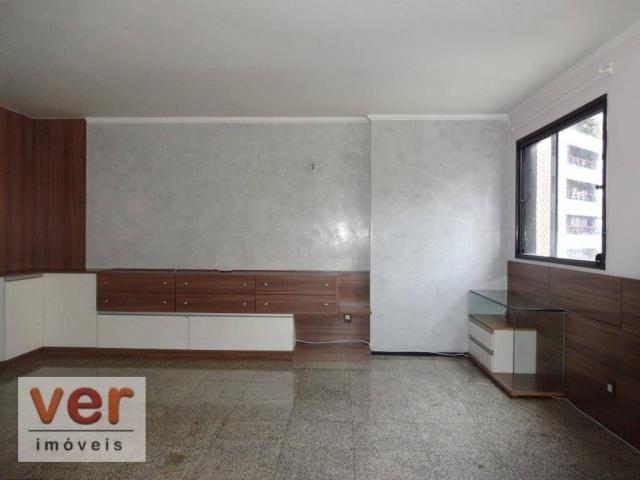 Apartamento com 2 dormitórios à venda, 115 m² por R$ 665.000,00 - Meireles - Fortaleza/CE - Foto 12