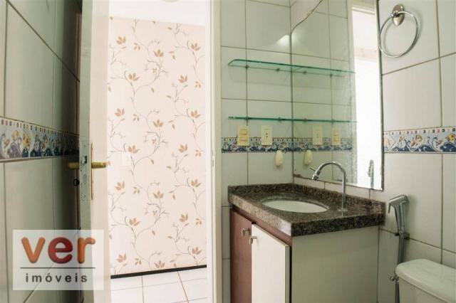 Apartamento à venda, 56 m² por R$ 260.000,00 - José de Alencar - Fortaleza/CE - Foto 15