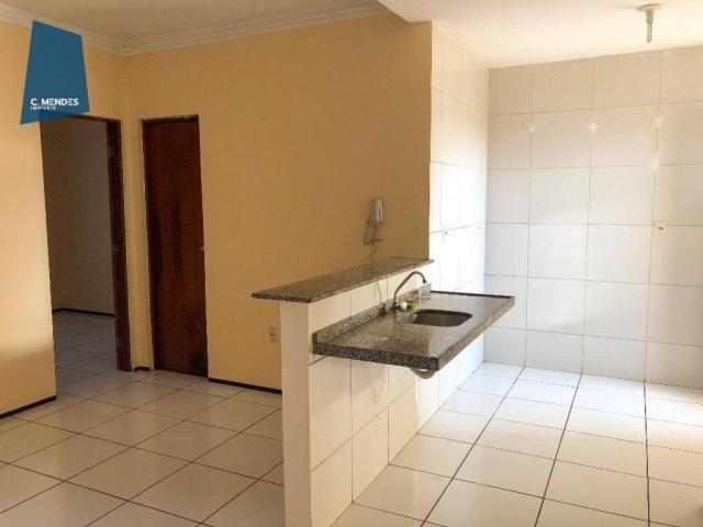 Apartamento para alugar, 50 m² por R$ 600,00/mês - Passaré - Fortaleza/CE - Foto 6
