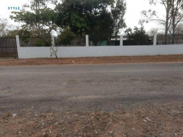 Chácara no Pai André com 1 dormitório à venda, 5100 m² por R$ 200.000 - Pai André - Várzea - Foto 11