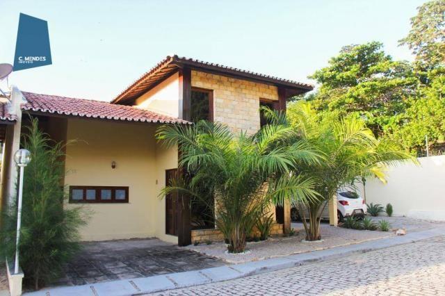 Casa com 4 dormitórios, mobiliada, para alugar, 112 m² por R$ 2.500/mês - Lagoa Redonda -