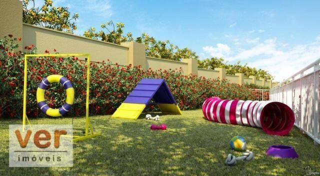 Apartamento com 3 dormitórios à venda, 80 m² por R$ 599.000,00 - Cambeba - Fortaleza/CE - Foto 8