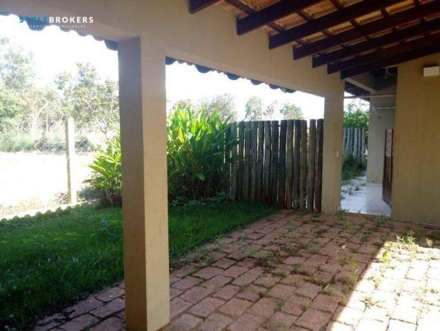 Casa No Condomínio Terra Selvagem Golfe Club com 5 dormitórios à venda, 321 m² por R$ 690. - Foto 18