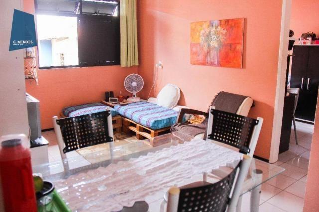 Apartamento 48 m² à venda, 02 Quartos 01 vaga, Antônio Bezerra, Fortaleza. - Foto 18