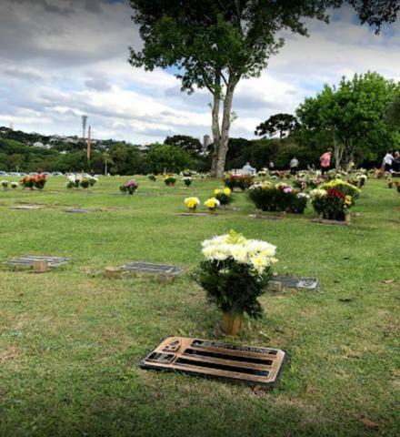 Jazigo no Cemitério Parque Iguaçu - Foto 3