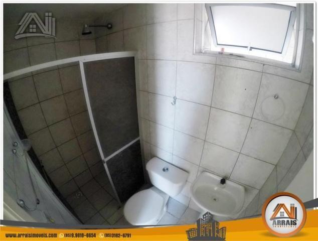 Apartamento com 3 dormitórios à venda, 70 m² por R$ 240.000,00 - Montese - Fortaleza/CE - Foto 13
