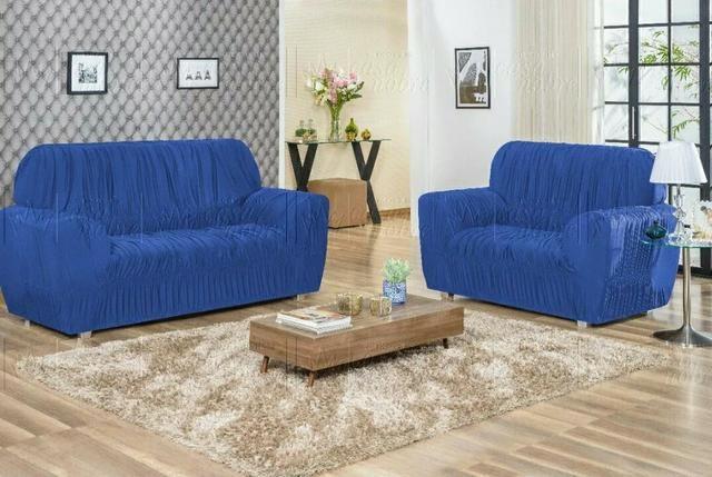 Capa de sofá 2.3 lugares