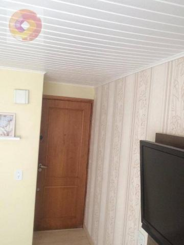 Apartamento com 2 dormitórios à venda, 39 m² por R$ 130.000 - Cidade Industrial - Curitiba - Foto 16