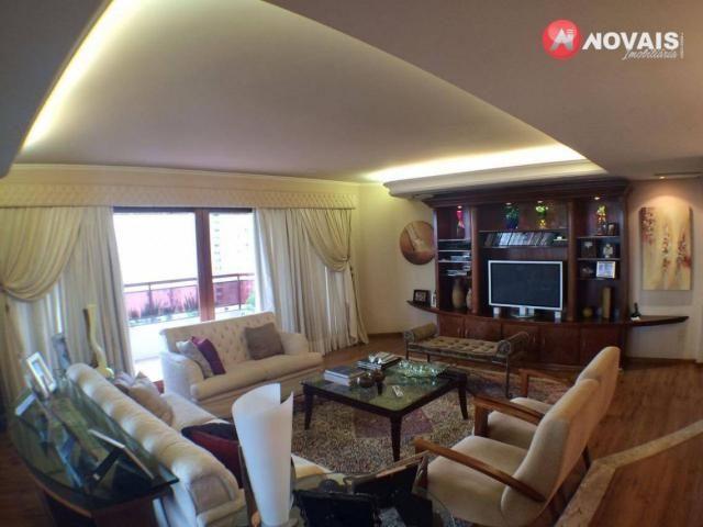 Apartamento com 3 dormitórios à venda, 292 m² por r$ 1.700.000 - centro - novo hamburgo/rs - Foto 3