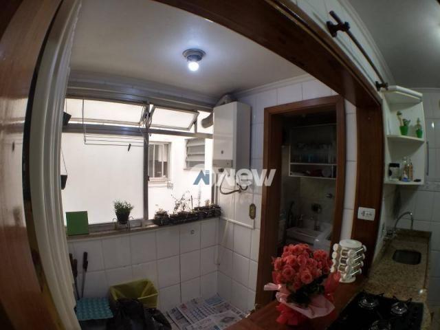 Apartamento com 3 dormitórios à venda, 97 m² por r$ 349.000 - guarani - novo hamburgo/rs - Foto 13