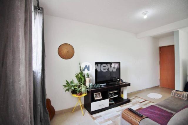Apartamento com 2 dormitórios à venda, 42 m² por r$ 159.600 - operário - novo hamburgo/rs