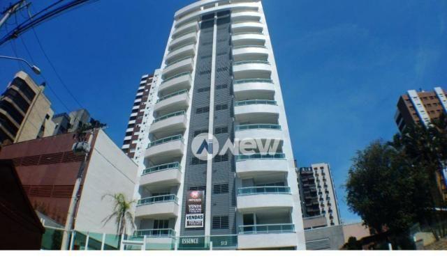 Apartamento à venda, 106 m² por r$ 584.804,47 - centro - novo hamburgo/rs