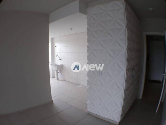 Apartamento com 2 dormitórios à venda, 65 m² por r$ 254.400 - rondônia - novo hamburgo/rs