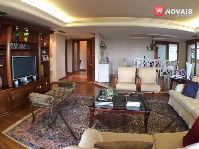 Apartamento com 3 dormitórios à venda, 292 m² por r$ 1.700.000 - centro - novo hamburgo/rs - Foto 2
