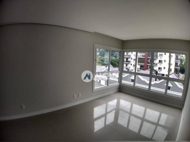 Apartamento com 2 dormitórios à venda, 94 m² por r$ 650.000 - centro - novo hamburgo/rs