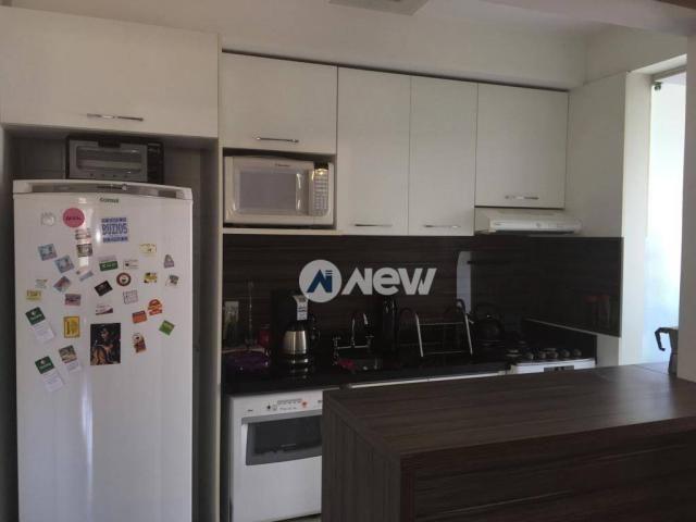 Apartamento com 3 dormitórios à venda, 71 m² por r$ 340.000 - mauá - novo hamburgo/rs