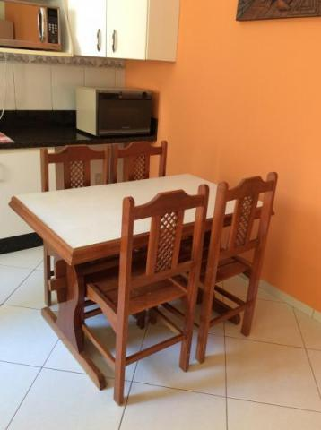 Casa para temporada em rondonópolis, parque residencial granville, 3 dormitórios, 1 suíte, - Foto 4