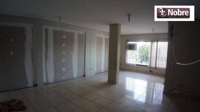 Sala para alugar, 36 m² por r$ 805,00/mês - plano diretor sul - palmas/to - Foto 2