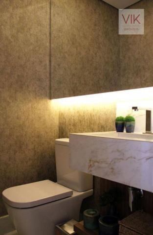 Apartamento à venda, 67 m² por R$ 880.000,00 - Taquaral - Campinas/SP - Foto 4