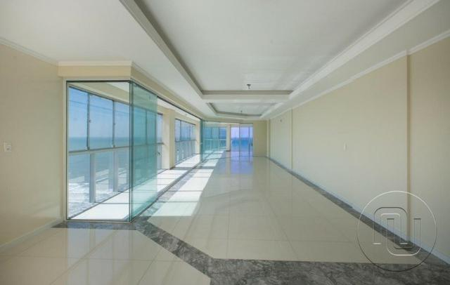 Apartamento 4 Suítes Frente Mar de Luxo -cod:Ap0553 - Foto 10