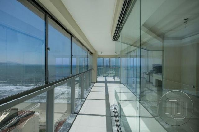 Apartamento 4 Suítes Frente Mar de Luxo -cod:Ap0553 - Foto 15