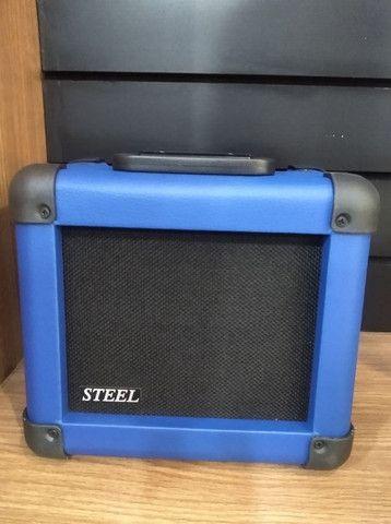 Amplificador p guitarra Wr Audio Steel 20gt Mixer Instrumentos Musicais - Foto 3