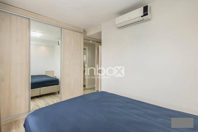Magnífico apartamento com 2 dormitórios para alugar, 86 m² por R$ 4.800/mês - Três Figueir - Foto 20