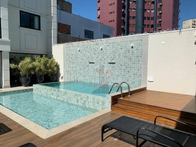 Apartamento com 1 dormitório para alugar, 50 m² por R$ 2.500,00/mês - Edifício Riverside - - Foto 15