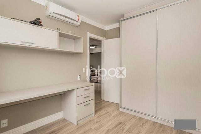Magnífico apartamento com 2 dormitórios para alugar, 86 m² por R$ 4.800/mês - Três Figueir - Foto 15
