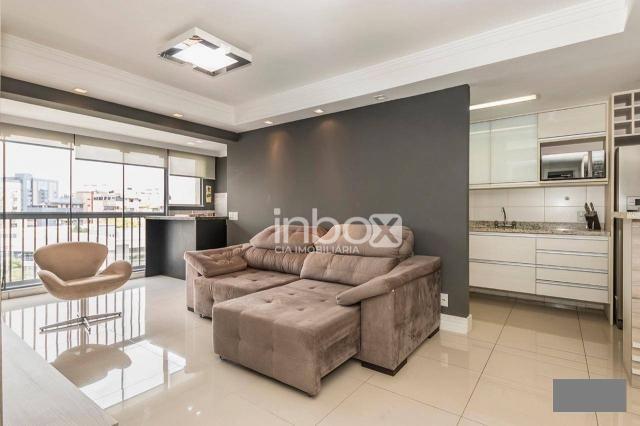 Magnífico apartamento com 2 dormitórios para alugar, 86 m² por R$ 4.800/mês - Três Figueir - Foto 5