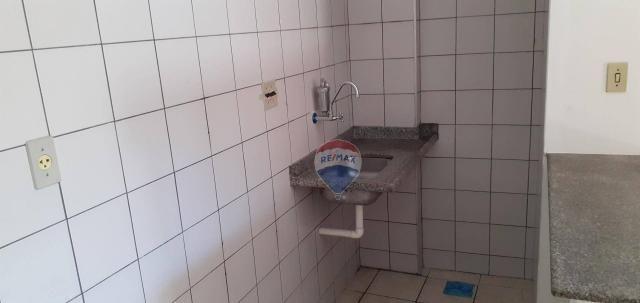 Apartamento com 1 dormitório para alugar, 53 m² por R$ 500,00/mês - Centro - Juiz de Fora/ - Foto 6