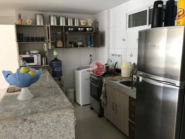 Apartamento com 3 dormitórios à venda, 87 m² por R$ 430.000,00 - Porto das Dunas - Eusébio - Foto 15