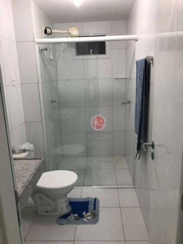 Apartamento com 3 dormitórios à venda, 87 m² por R$ 430.000,00 - Porto das Dunas - Eusébio - Foto 17