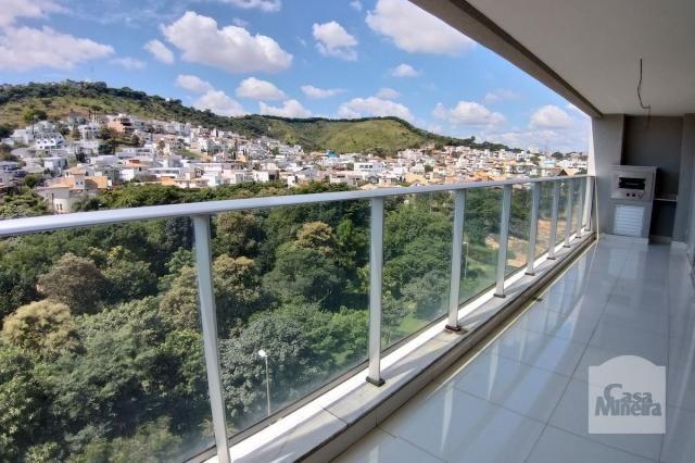 Apartamento à venda com 3 dormitórios em Paquetá, Belo horizonte cod:273812 - Foto 6