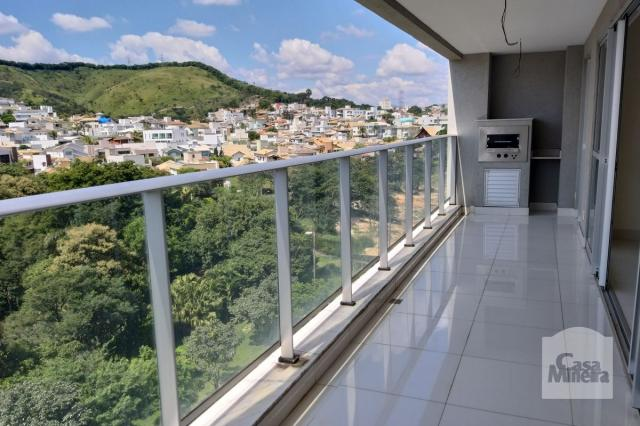 Apartamento à venda com 3 dormitórios em Paquetá, Belo horizonte cod:273812 - Foto 7