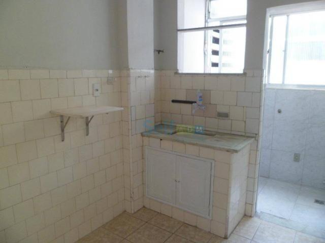 Apartamento com 1 dormitório para alugar, 36 m² - São Francisco - Niterói/RJ - Foto 7