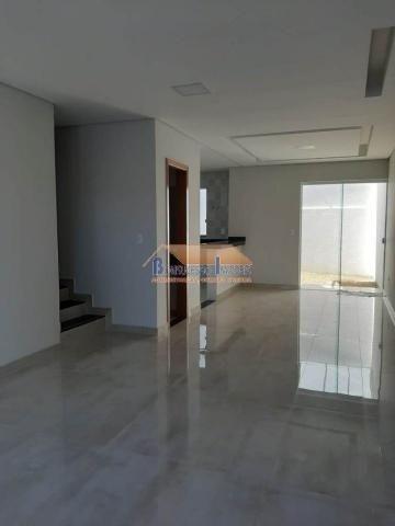 Casa à venda com 3 dormitórios em Itapoã, Belo horizonte cod:44114 - Foto 3