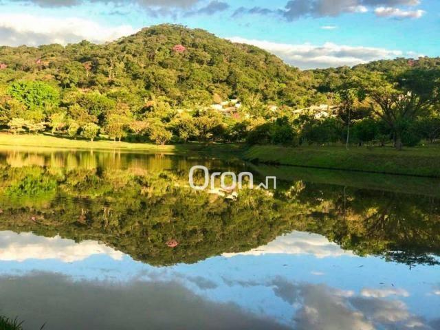 Sobrado à venda, 400 m² por R$ 2.500.000,00 - Residencial Aldeia do Vale - Goiânia/GO - Foto 4