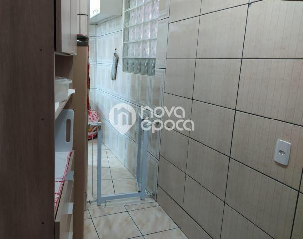 Casa de vila à venda com 2 dormitórios em Engenho de dentro, Rio de janeiro cod:ME2CV43615 - Foto 7