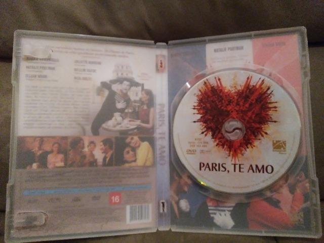DVD (filme): Paris, te amo - Foto 2