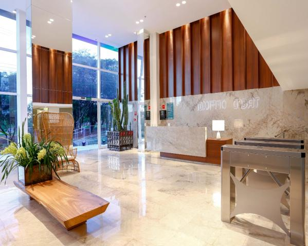 Apartamento à venda com 1 dormitórios em Jardim goiás, Goiânia cod:bm772 - Foto 10