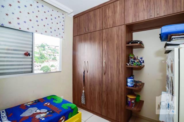 Apartamento à venda com 3 dormitórios em Alto caiçaras, Belo horizonte cod:255939 - Foto 10