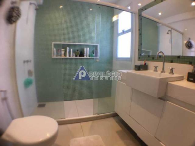 Apartamento à venda com 4 dormitórios em Cosme velho, Rio de janeiro cod:FLCO40015 - Foto 13